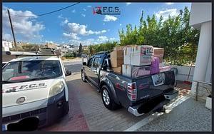Ευχαριστήριο μήνυμα από τη διοίκηση και το προσωπικό της FCS Security Systems για τη βοήθεια και την υποστήριξη προς τους σεισμόπληκτους συναδέλφους μας!